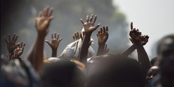 African Hands